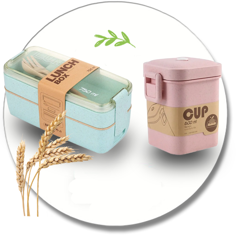 Wheat Straw Plastic - Product Category
